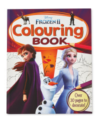 Disney Frozen 2 Colouring Book