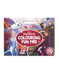 Disney Frozen 2 Colouring Fun Pad