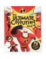 Disney Incredibles 2 Colouring Book