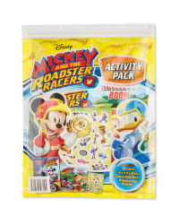 Disney Mickey Mouse Activity Pack