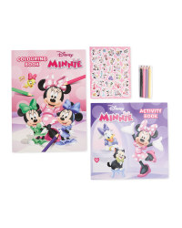 Disney Minnie Mouse Activity Pack