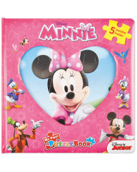 Minnie Mouse My First Puzzle Book