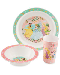 Disney Princess Breakfast Set