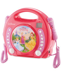 Disney® Princess CD Player