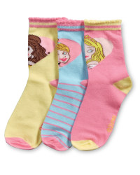 Disney Princess Children's Socks
