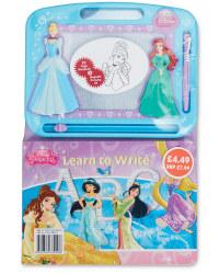Disney Princess Learning Series