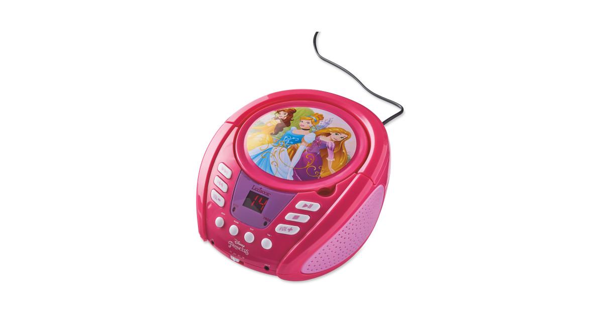 Disney Princess CD Player & Radio