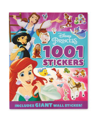 Disney Princess Mixed Sticker Book