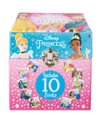 Disney Princess Story Time Library