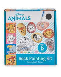 Disney Rock Painting Kit