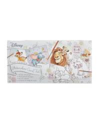 Disney Watercolour Pad