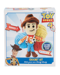 Disney Woody Craft Kit