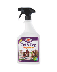 Doff Cat & Dog Repellent Spray