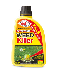 Doff Concentrated Weed killer 1L