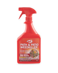 Doff Patio And Path Weedkiller 1L