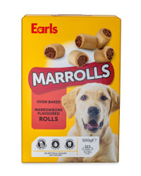 Dog Biscuits - Marrowbone  Rolls