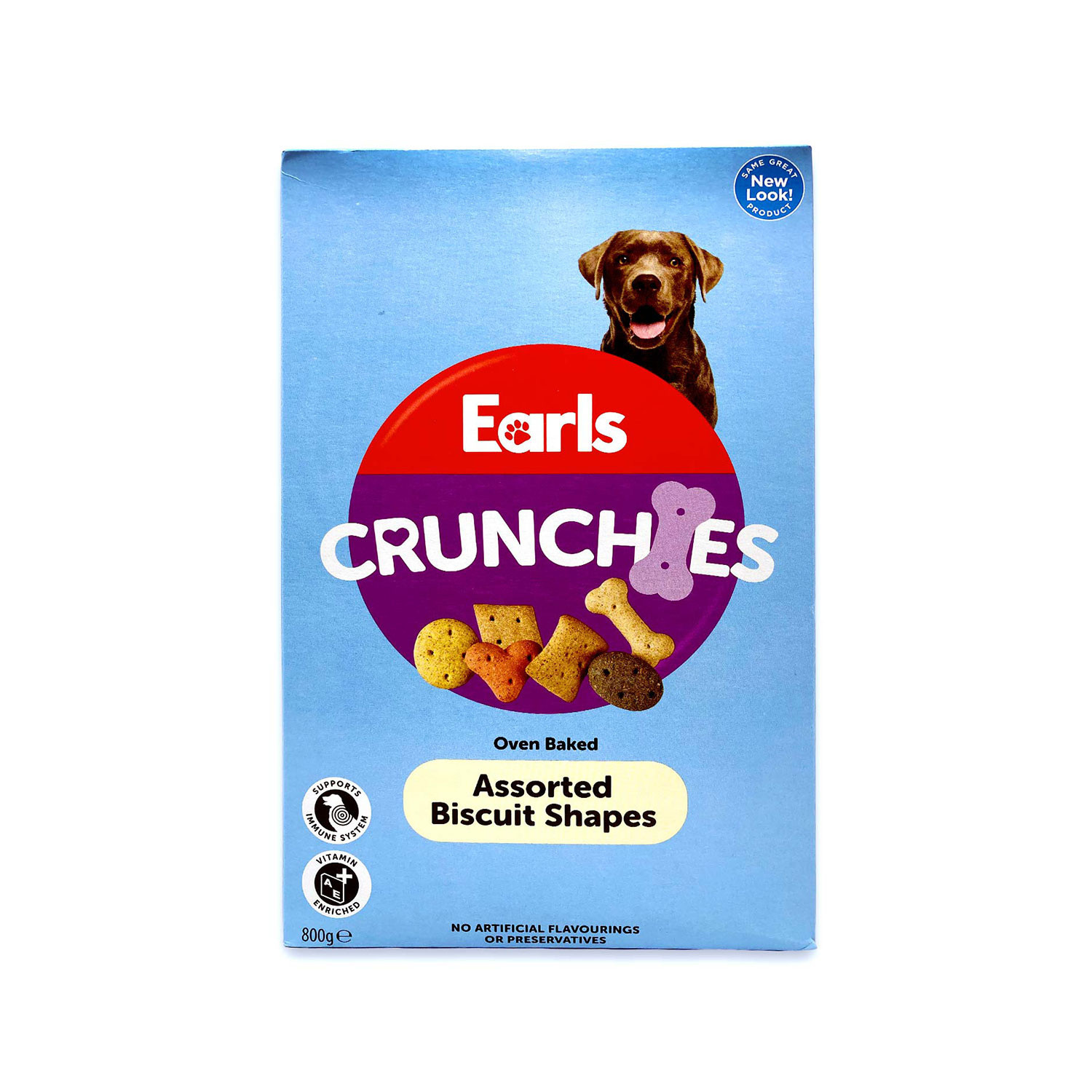 Dog Biscuits Crunchies