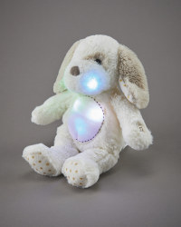 Dog Musical Light Up Plush Toy