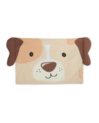 Dog Shaped Pillowcase