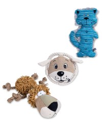 Dog Toy 3 Pack