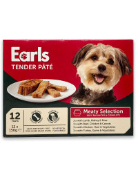 Earls Dog Tray Multipack
