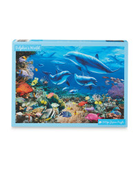 Dolphin's World 1000 Piece Puzzle