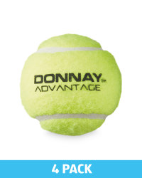 Donnay Tennis Balls 4 Pack
