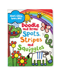 Doodle Spots, Stripes and Squiggles