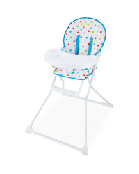 Mamia Dots Baby Highchair