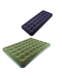 Double & Single Airbed Set