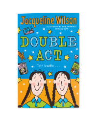 Double Act Paperback Book