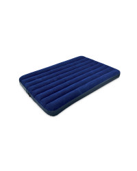 Double Air Bed - Blue