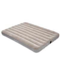 Intex Double Air Bed - Grey