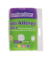 Double Anti Allergy Duvet