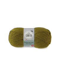 Double Knitting Yarn - Dark Green