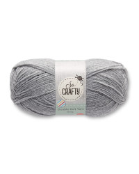 Double Knitting Yarn - Grey