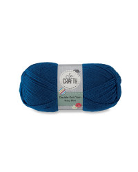 Double Knitting Yarn - Navy Blue