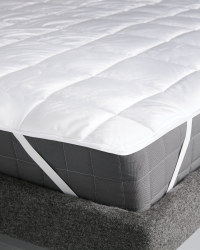 Double Plush Mattress Topper