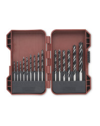 Double Thread Wood Drill Set