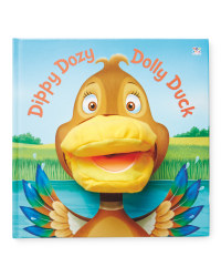Dozy Dolly Duck Hand Puppet Book