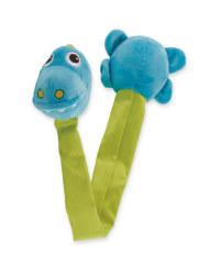 Dragon Long Neck Dog Toy