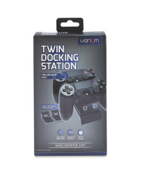 Dual Charger For Use With PS4