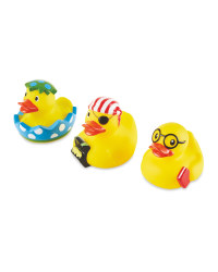 Nuby Duck Bath Toys 3 Pack