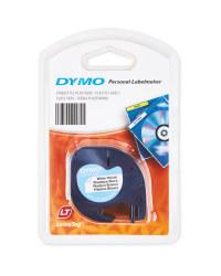DYMO White Plastic Labels