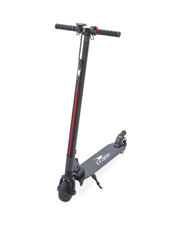 Crane Black Electric Scooter