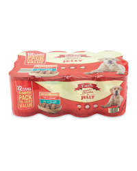 Earl's Meaty Chunks in Jelly 12-Pack