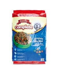 Earls Complete Beef & Vegetable