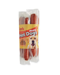 Earls Hot Dogs 8 Pack