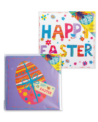 Easter Egg Cards 8-Pack