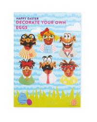 Easter Craft Kit Eggs